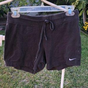 Nike Grey/Brown Running Shorts